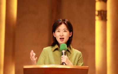 36週年感恩特會信息特輯:華人為以色列禱告 ( IHOP Nicole牧師 )