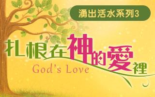 扎根在神的愛裡